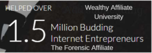 Creating success stories since 2005 - Wealthy Affiliate