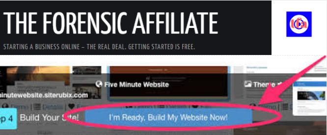 Starting A Business Online - The Real Deal. Site Rubix Websites.